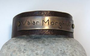 Game of Thrones Cuff by Peaceofshine