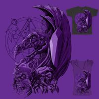 Dark Crystal T-shirt Design by TheFranology
