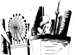 Girl on the Roof by Nova1977