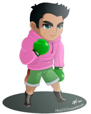 ::Commission:: Little Mac by Hikolol35