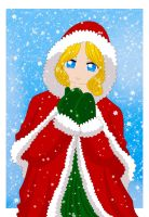 Christmas Red 2009 Version by ValGravel
