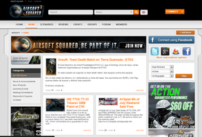 Video featured at Airsoft Squared by YoLoL