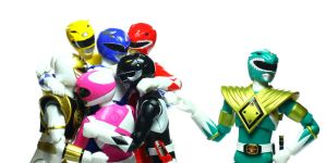 SH Figuarts : A tribute to the Blue Ranger. by Grims-Garden00