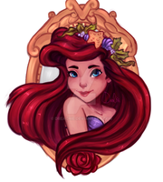 Little Mermaid [Re-make] by Dreachie