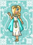 egyptian rosalina by babyblisblink