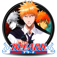 Bleach Circle Icon by Knives by knives1024