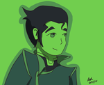 Color Palette Request: Bolin by RedVioletPanda