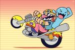 Commission - WARIO and WOBB by captainosaka