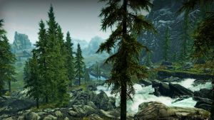 Skyrim Aint it pwetty too by Solace-Grace