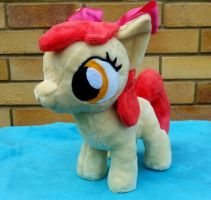 Applebloom plushie by Arualsti