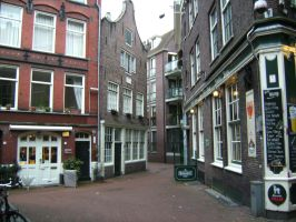 Amsterdam inner city by Snowflaky