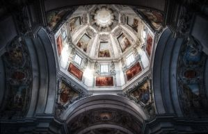Salzburg Cathedral by wchild