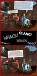 When TF2 meets Mac vs PC by CelebrenIthil