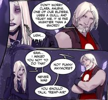 death vigil-ladies and gentlemen, OUR HEROES! by nebezial