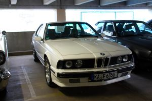 BMW 635 CSi by P4rsley
