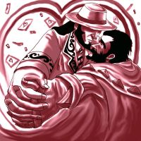 Tango Twisted Graves (LoL Valentine Special) by dnekrufi