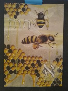 Our Bees Wax by VibrantVoyager