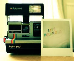 Save Polaroid by ZoeWieZo
