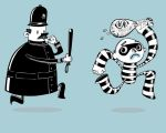 cops n' robbers by wxtto