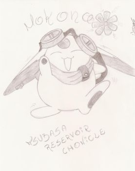 Mokona by Smiling-Shouri