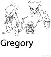 Gregory Concept Art by PsycoTwinLover