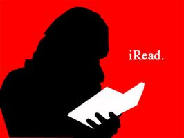 iRead - Red version by jlel