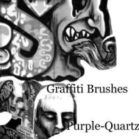 Graffiti Brushes Request by Purple-Quartz-Brush