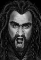 Mighty Thorin by 11syphuama