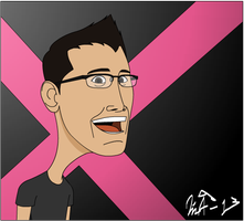 Markiplier by Kurvos