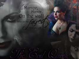 The Evil Queen: Fairest of them all? by MakorraLove12