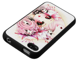New Iphone4 skin case by BunnyAndI