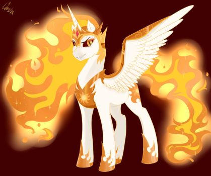 Daybreaker by Varshacoro