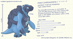 No. 565 Carracosta by raspberrygoop