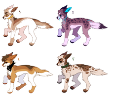 adopts for auction - #1 for flatsale by fckchrist
