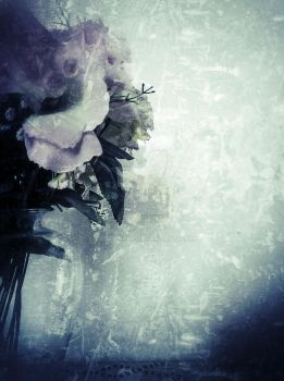 Flower Grunge in Gothic by 1stAngel