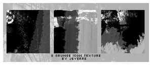 Grunge icon Textures by Jeyerre