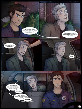 The Memory Well: pg7 by ProxyComics