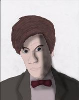 11th doctor (photoshop) by ColinGhastslayer