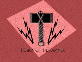 THE SIGN OF THE HAMMER by HurricanePolymar