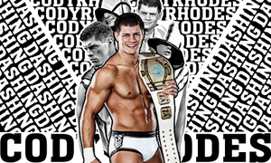 Cody Rhodes by TeamBringIt