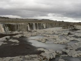 Selfoss by Azagh