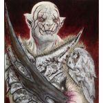 Azog the Defiler by Marin1233