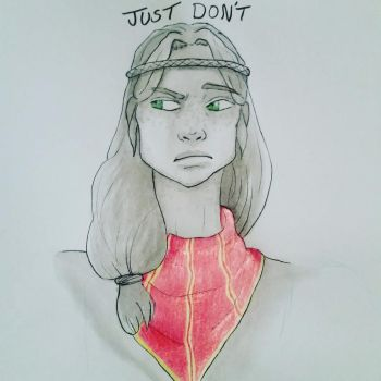 Just Don't by Moshfly