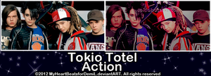 Tokio Hotel Action by MyHeartBeatsForDemiL