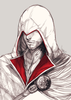 Ezio by Leirix