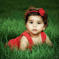 Little Red by Eibo-Jeddah