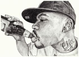 Obie Trice by AwardTour