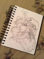 Coffee Vulture (WIP) by CoffeeVulture
