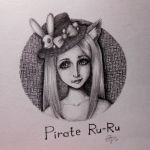 for Pirate Ru-Ru by Marinny