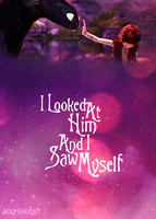 I Looked at Him and I Saw Myself by Vexa-Leonhart